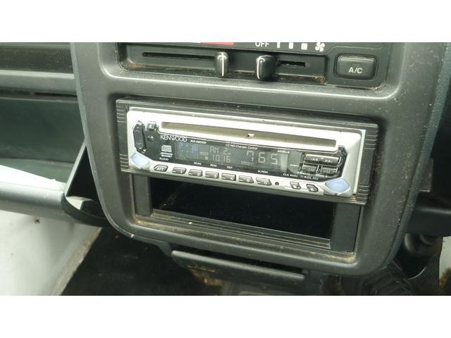 スズキ キャリイトラック 4WD エアコン・パワステ付き