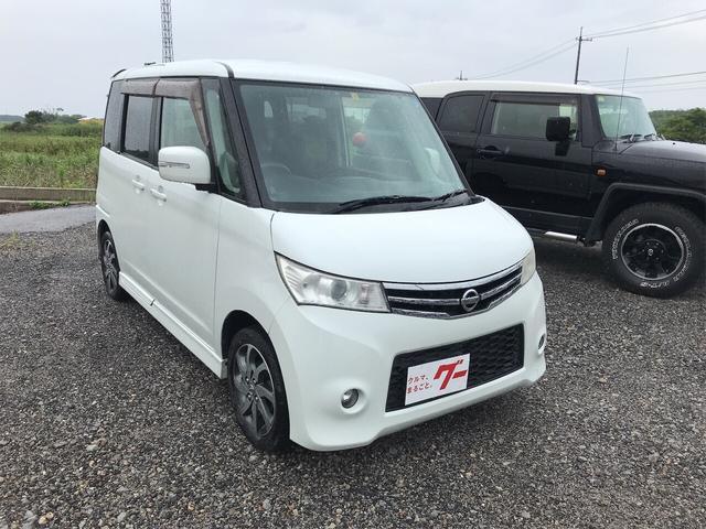 ハイウェイスター TV ナビ 軽自動車 ETC CVT(3枚目)