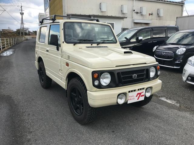「スズキ」「ジムニー」「コンパクトカー」「鳥取県」の中古車3