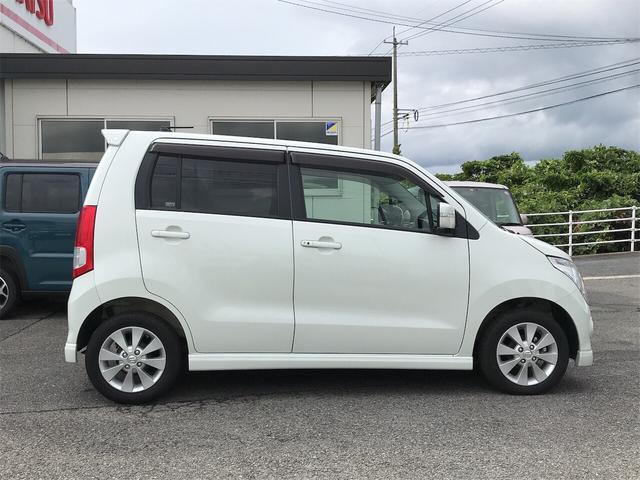 FX-Sリミテッド 軽自動車 HID スマートキー CVT(4枚目)