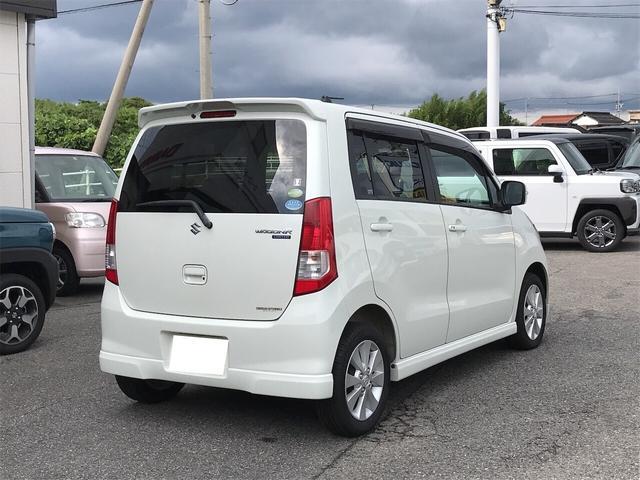 FX-Sリミテッド 軽自動車 HID スマートキー CVT(5枚目)