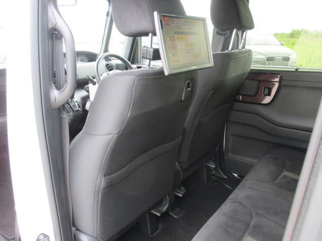 G・Lホンダセンシング ワンオーナー車・追従式クルーズコントロール・オートライト・LEDヘッドライト・パナソニックナビ・フルセグTV・バックカメラ・後席モニター・ビルトインETC(24枚目)