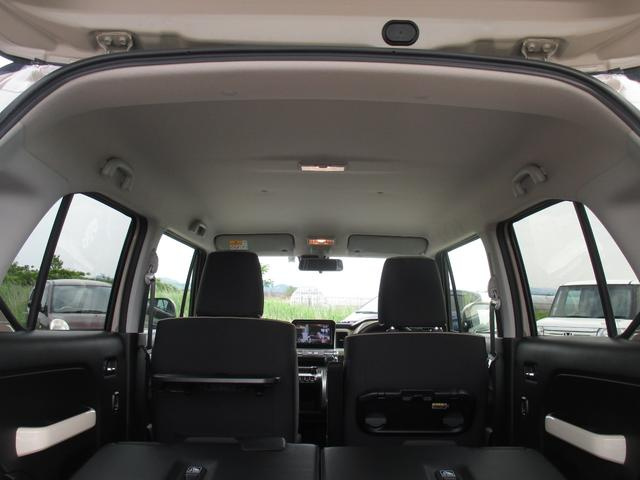 ハイブリッドMZ 4WD・スズキセーフティーサポート・純正8インチナビ・TV・全方位モニター・OPツートンカラー・LEDヘッドライト・クルーズコントロール・パドルシフト・フロントシートヒーター(12枚目)