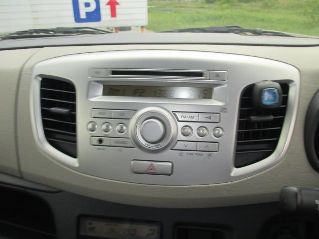 FX フルタイム4WD・5MT・純正CDステレオ・キーレス・オートエアコン・運転席シートヒーター(10枚目)