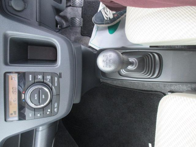 FX フルタイム4WD・5MT・純正CDステレオ・キーレス・オートエアコン・運転席シートヒーター(11枚目)