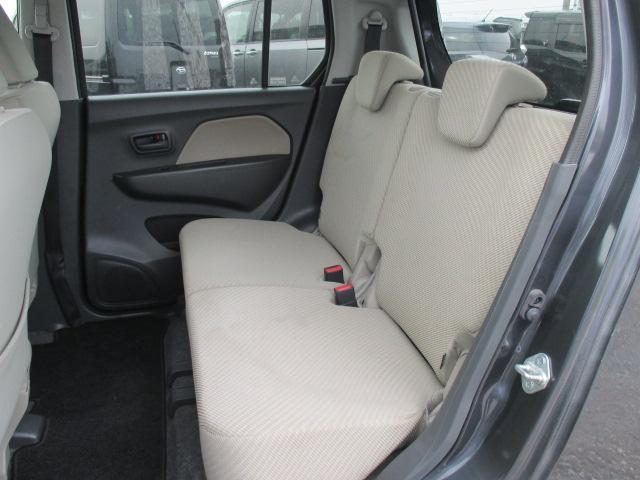 FX フルタイム4WD・5MT・純正CDステレオ・キーレス・オートエアコン・運転席シートヒーター(14枚目)