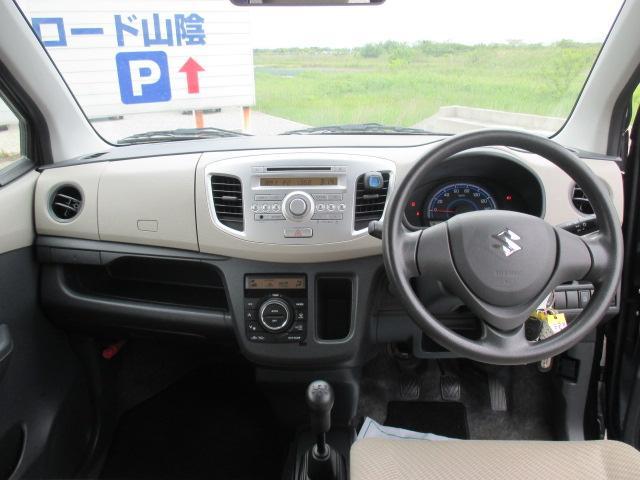 FX フルタイム4WD・5MT・純正CDステレオ・キーレス・オートエアコン・運転席シートヒーター(15枚目)