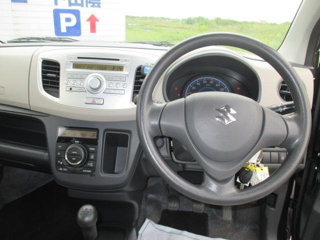 FX フルタイム4WD・5MT・純正CDステレオ・キーレス・オートエアコン・運転席シートヒーター(16枚目)