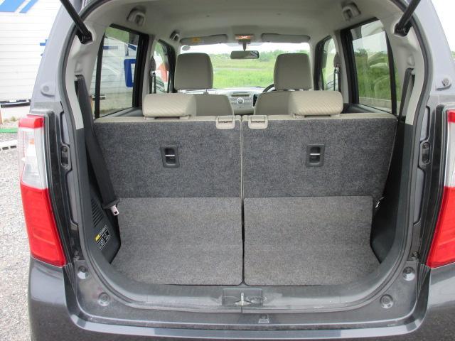FX フルタイム4WD・5MT・純正CDステレオ・キーレス・オートエアコン・運転席シートヒーター(18枚目)
