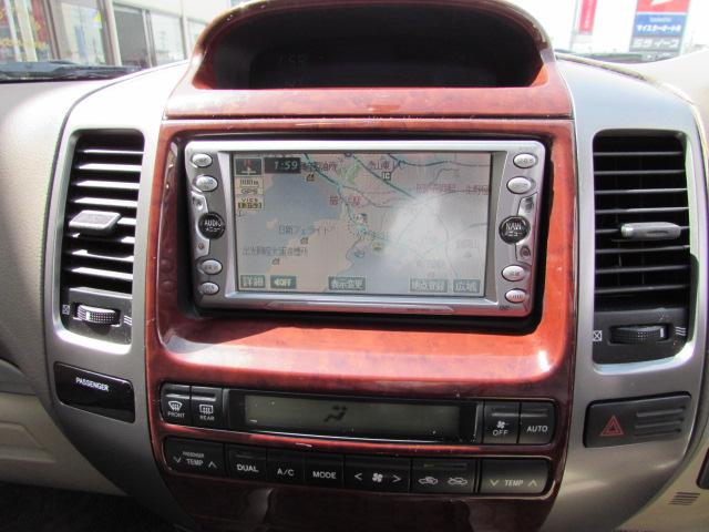 トヨタ ランドクルーザープラド サンルーフ ETC キーレス 4WD
