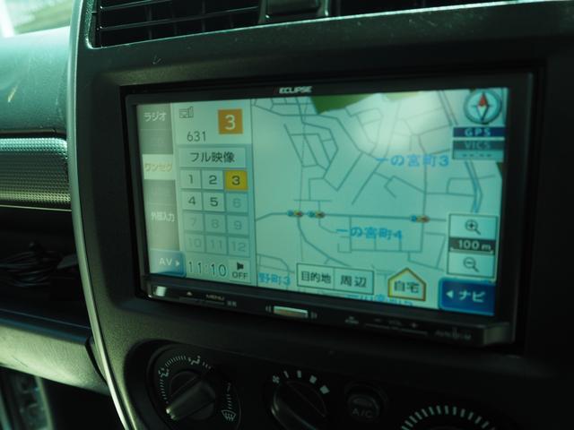 XG 5速車 イクリプス地デジナビ ETC パートタイム4WD 後期(25枚目)