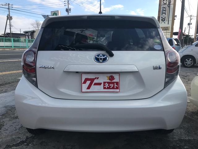 「トヨタ」「アクア」「コンパクトカー」「山口県」の中古車5