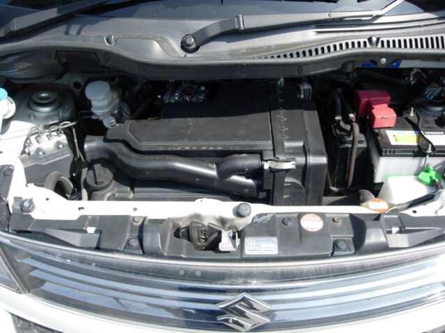 リミテッドII 軽自動車 パールホワイト 整備付 車検整備付(7枚目)