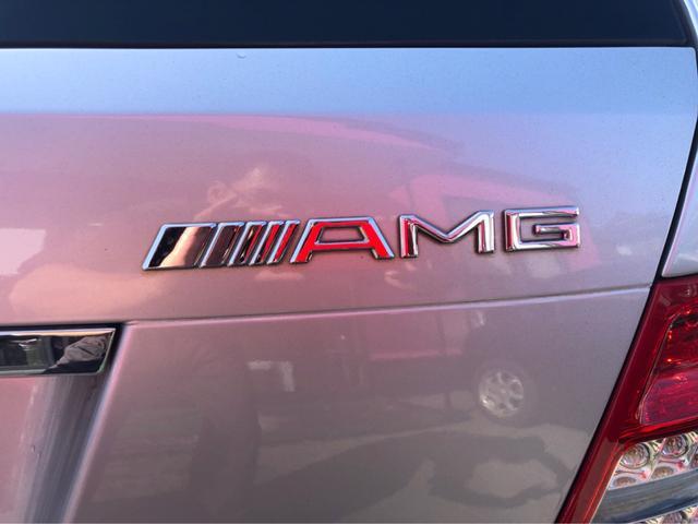 C63 AMG ステーションワゴン ナビ TV アルミ(9枚目)