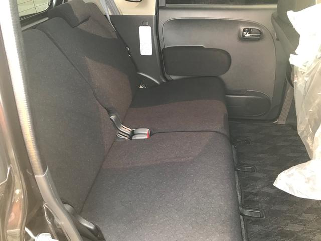 頭上や肩回りに余裕があり、広々した空間を確保してます!乗り心地良く、実用的にお使いいただけます!
