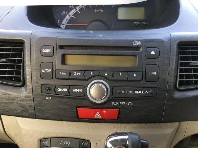 ダイハツ ムーヴ X CD AUX 14インチAW フル装備