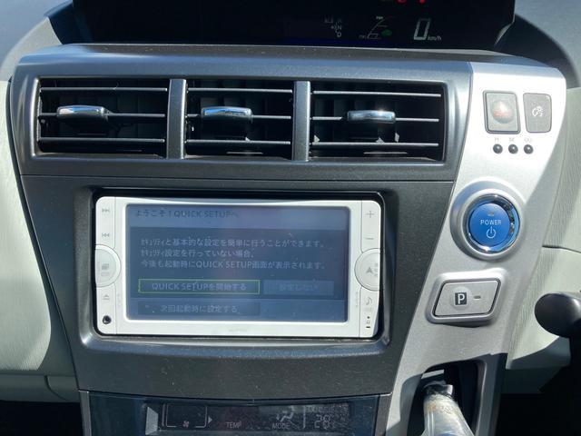 S ドライブレコーダー ETC バックカメラ ナビ フルフラット ミュージックプレイヤー接続可 CD アルミホイール スマートキー アイドリングストップ 電動格納ミラー CVT 盗難防止システム(4枚目)