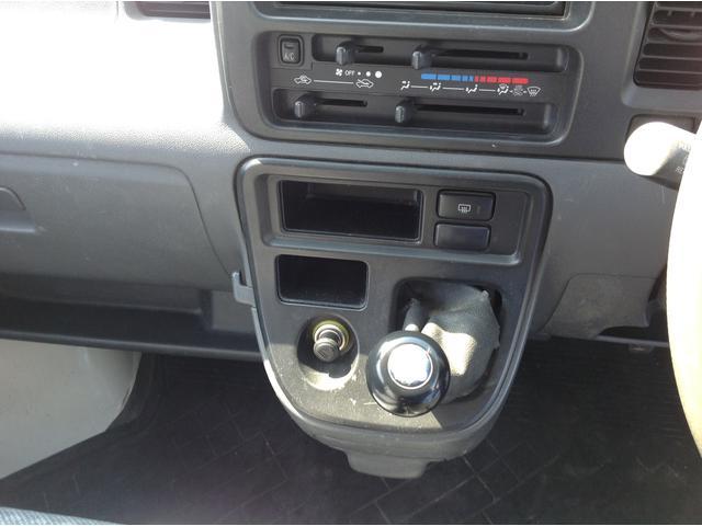 ダイハツ ハイゼットカーゴ スペシャル 5MT 4WD Tベルト交換済み AC PS
