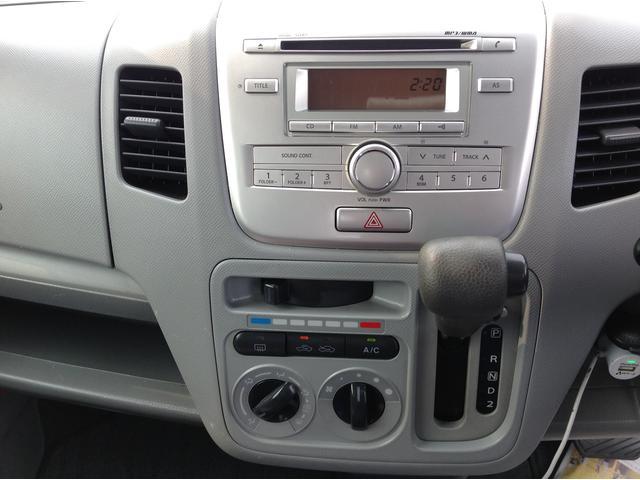 マツダ AZワゴン XG キーレス 純正CD