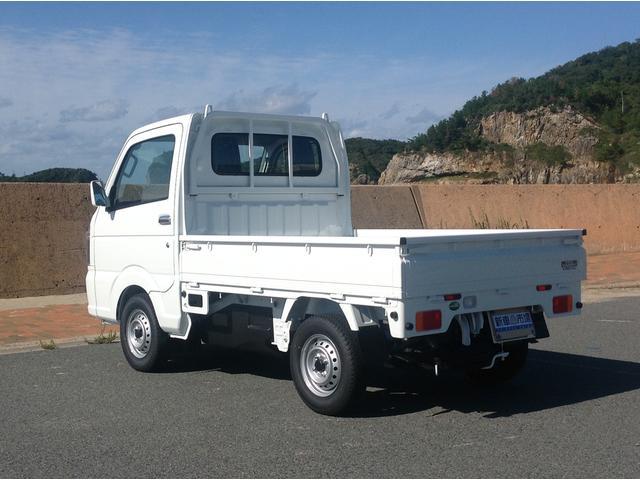 スズキ キャリイトラック KCスペシャル 4WD キーレス パワーウインド 5MT