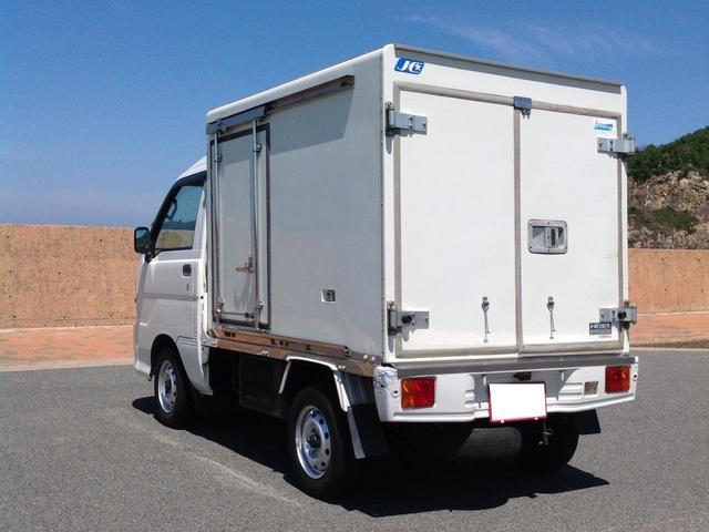 ダイハツ ハイゼットトラック 修復歴無し 冷凍冷蔵 -5℃~20℃ エアコン パワステ