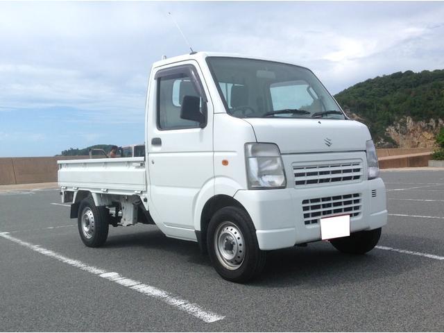 「スズキ」「キャリイトラック」「トラック」「島根県」の中古車2