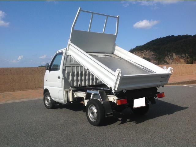 ダンプ 4WD エアコン デフロック 修復歴なし 車検整備付(7枚目)