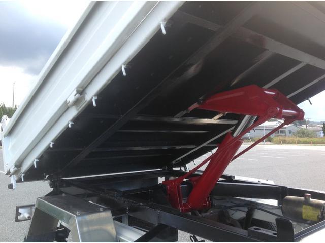 ダンプ 4WD エアコン デフロック 修復歴なし 車検整備付(14枚目)