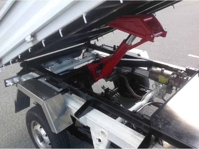 ダンプ 4WD エアコン デフロック 修復歴なし 車検整備付(15枚目)