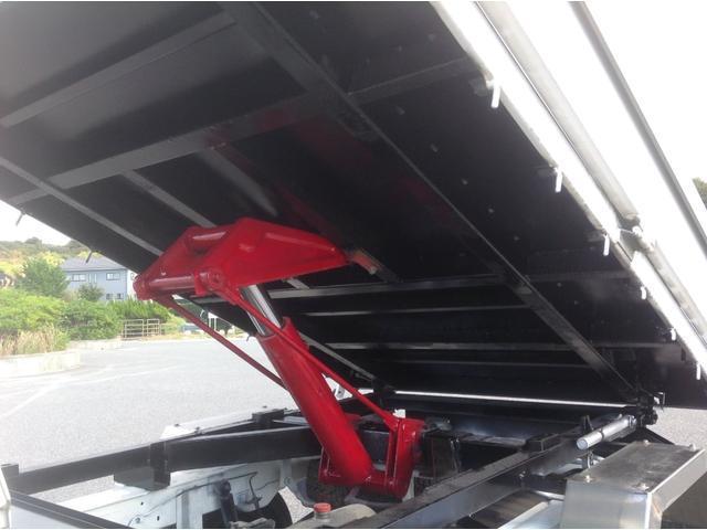 ダンプ 4WD エアコン デフロック 修復歴なし 車検整備付(17枚目)