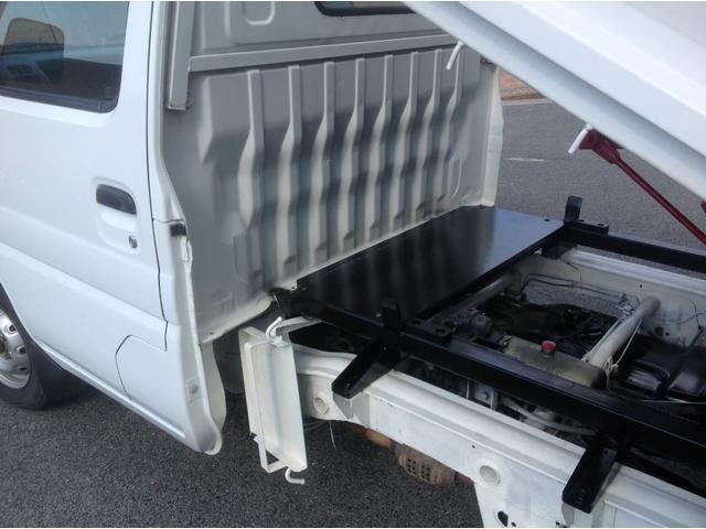 ダンプ 4WD エアコン デフロック 修復歴なし 車検整備付(19枚目)