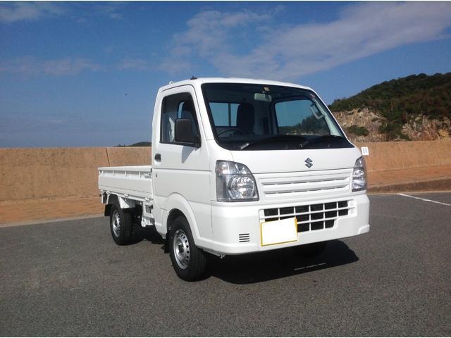 KCエアコン・パワステ 4WD 5速マニュアル(2枚目)