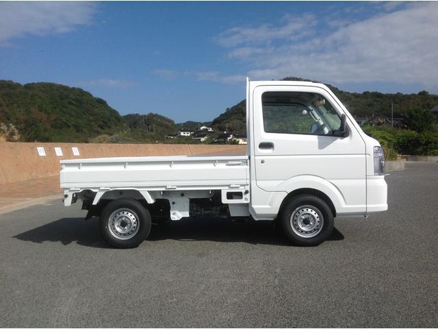 KCエアコン・パワステ 4WD 5速マニュアル(5枚目)