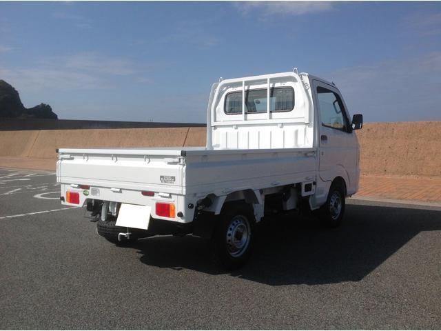 KCエアコン・パワステ 4WD 5速マニュアル(6枚目)