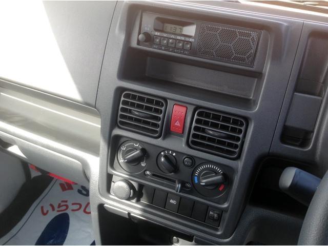 KCエアコン・パワステ 4WD 5速マニュアル(22枚目)