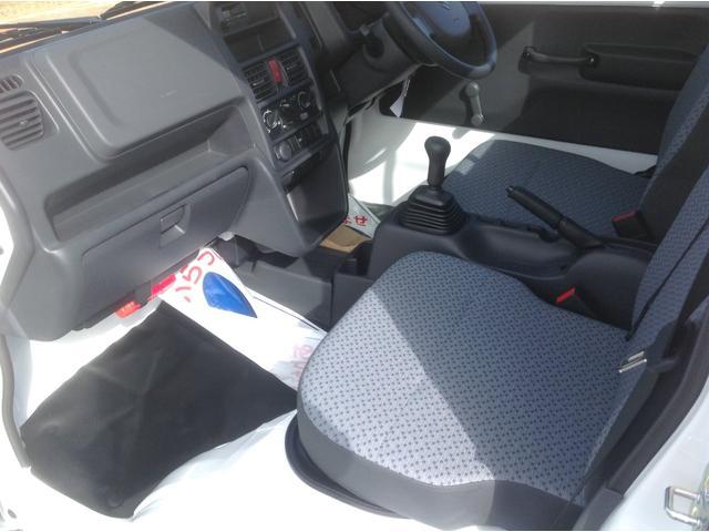 KCエアコン・パワステ 4WD 5速マニュアル(23枚目)