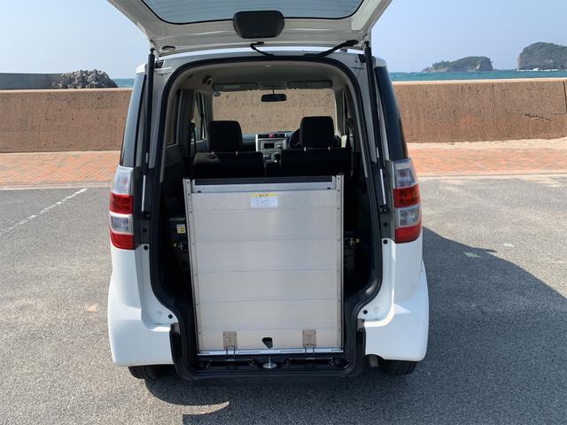 車いす移動車 スローパー 福祉車両 バックカメラ 3人乗り(10枚目)