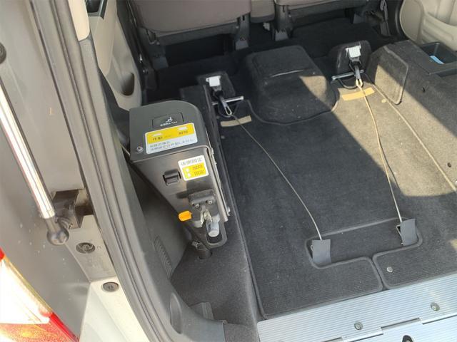 車いす移動車 スローパー 福祉車両 バックカメラ 3人乗り(13枚目)