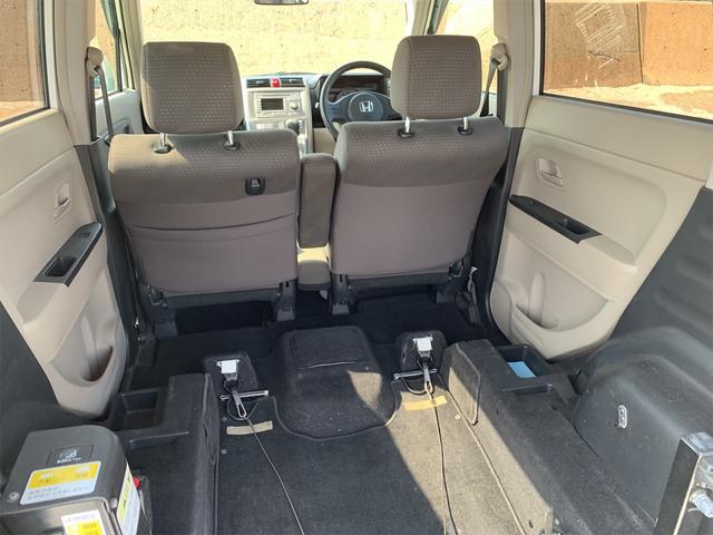車いす移動車 スローパー 福祉車両 バックカメラ 3人乗り(15枚目)