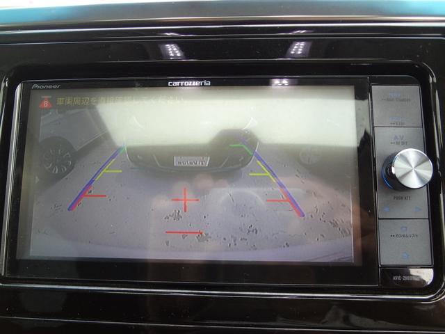バックモニター装備済みですので、後方確認や車庫入れも安全・快適です