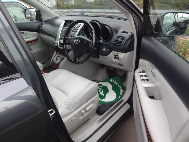 「トヨタ」「ハリアー」「SUV・クロカン」「山口県」の中古車5