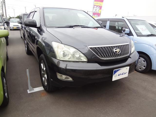 「トヨタ」「ハリアー」「SUV・クロカン」「山口県」の中古車43