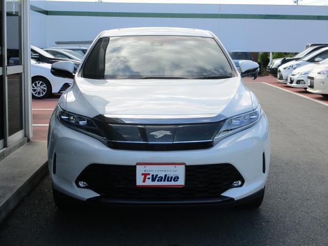 「トヨタ」「ハリアー」「SUV・クロカン」「山口県」の中古車2