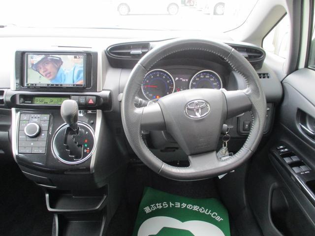 「トヨタ」「ウィッシュ」「ミニバン・ワンボックス」「山口県」の中古車8