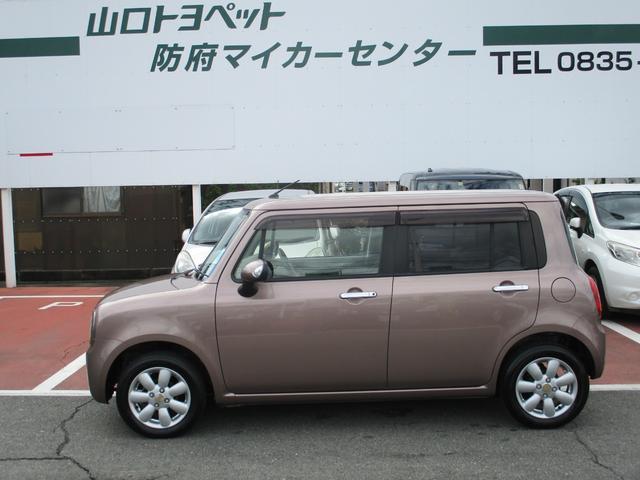 「スズキ」「アルトラパン」「軽自動車」「山口県」の中古車4