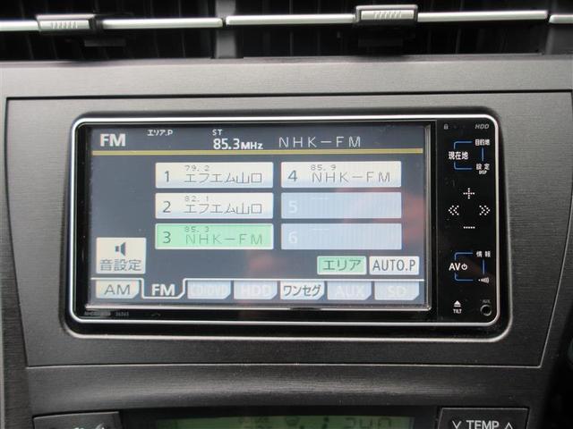 トヨタ プリウス S ワンオーナー ナビ Bカメラ ETC