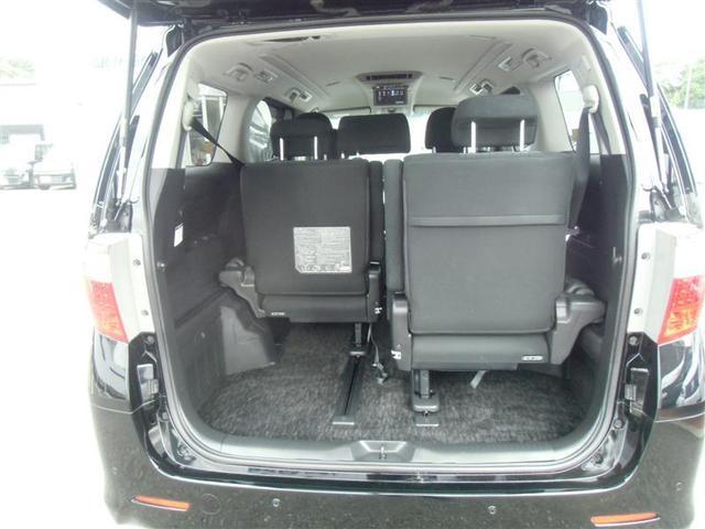 240S フルセグ HDDナビ DVD再生 バックカメラ ETC 両側電動スライド HIDヘッドライト 乗車定員7人 3列シート(25枚目)