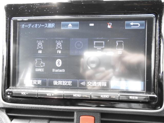 Gi ブラックテーラード フルセグ メモリーナビ DVD再生 後席モニター バックカメラ 衝突被害軽減システム 両側電動スライド LEDヘッドランプ ウオークスルー 乗車定員7人 3列シート ワンオーナー アイドリングストップ(12枚目)