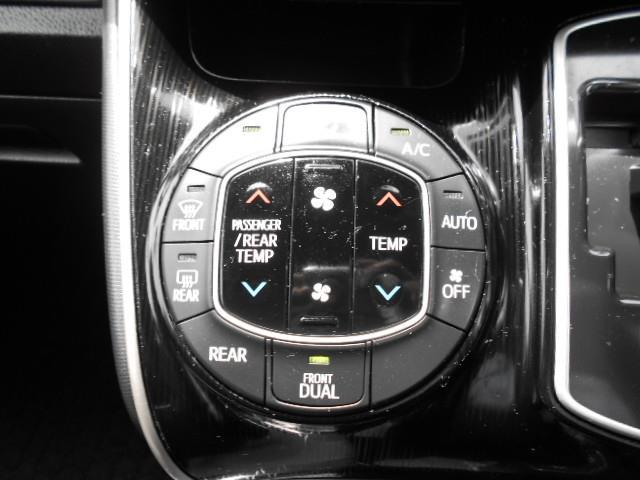 Gi ブラックテーラード フルセグ メモリーナビ DVD再生 後席モニター バックカメラ 衝突被害軽減システム 両側電動スライド LEDヘッドランプ ウオークスルー 乗車定員7人 3列シート ワンオーナー アイドリングストップ(14枚目)