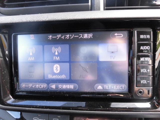 トヨタ アクア G 試乗車 ワンセグナビ バックカメラ クルコン